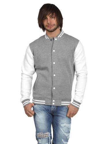 Urban Classics Men College Jacket Duke