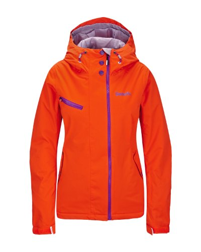 Bench Damen Funktionsjacke Obsession, spicy orange,