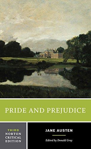 Pride and Prejudice (Norton Critical Editions)