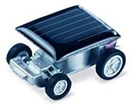 LanLan Solar Car – World's Smallest S…