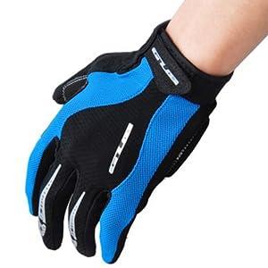 Cycling Long Finger Riding Equipment Gel Anti-vibration Comfortable gloves by MAYSU