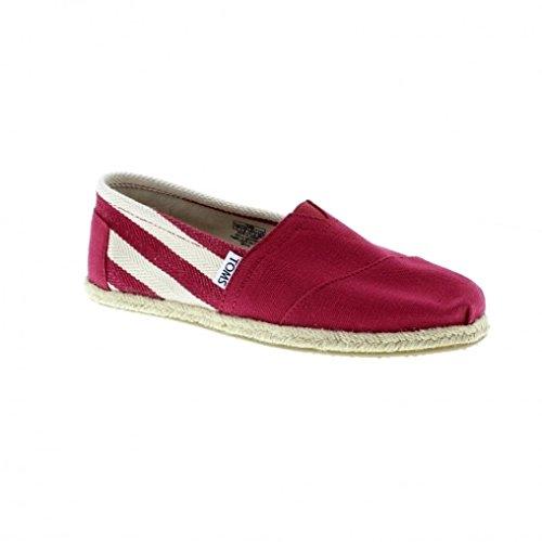 toms-university-donna-scarpe-rosso