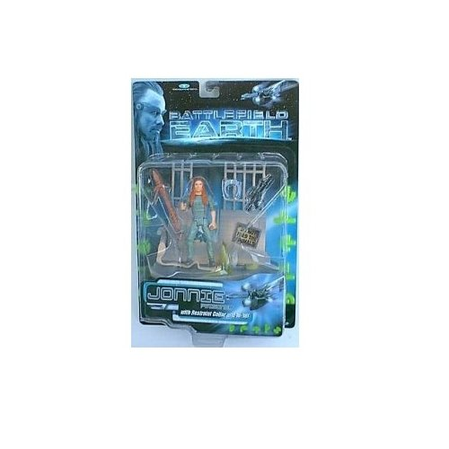Battlefield Earth Jonnie - Prisoner Action Figure - 1