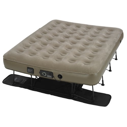 Insta-Bed Ez Bed Air Mattress - Queen (Frame Air Mattress compare prices)