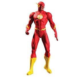 The Flash New 52 Justice League DC Collectibles Action Figure