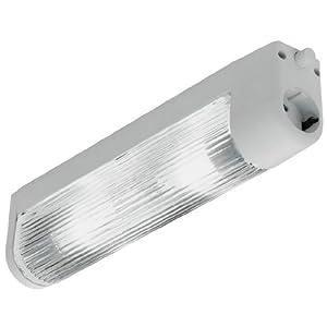 spiegelleuchte wandlampe wandleuchte spiegellampe steckdose licht eglo bari 1 89669. Black Bedroom Furniture Sets. Home Design Ideas