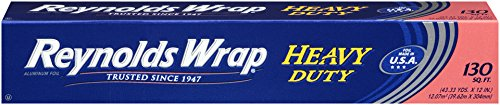 Reynolds Wrap Heavy Duty Foil, 130 Sq Ft