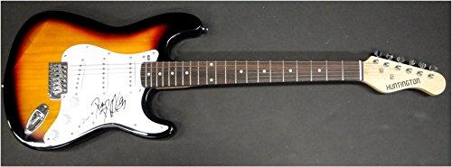 Don Dokken Signed Autographed Electric Guitar Rock Legend Superstar Ga774622