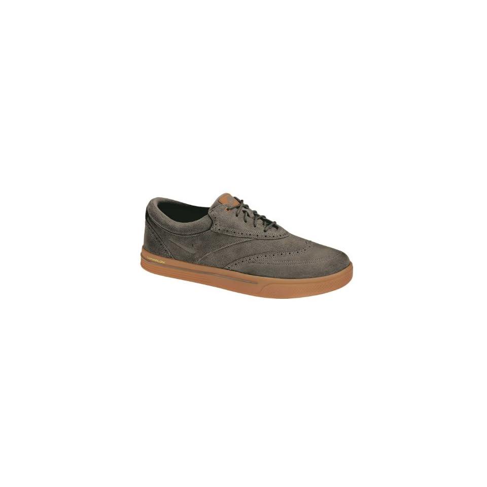 100% authentic 1249f 8d1cf Nike Mens Lunar Swingtip Suede Golf Shoes Wide