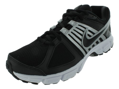 ab65f8239fa2f5 Nike Men s NIKE DOWNSHIFTER 5 RUNNING SHOES 9 5 BLACK BLACK WHITE MTLLC  SILVER