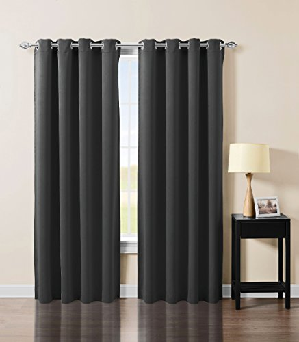 Find great deals on eBay for charcoal gray curtain panels. Shop with confidence.