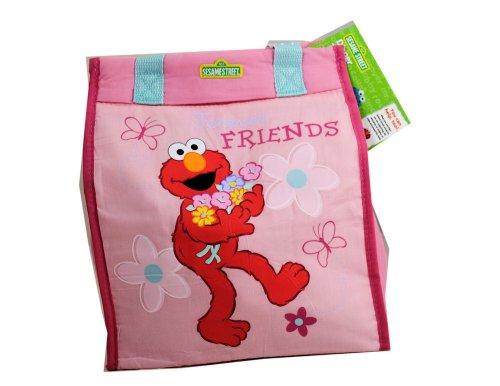 Sesame Street Elmo Baby Diaper Tote Bag - Pink