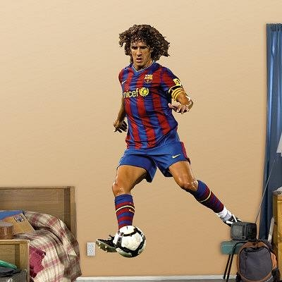 (48x74) Carles Puyol Wall Decal