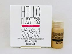 Benefit Cosmetics hello flawless oxygen wow Petal 3.0 ml 0.1 fl oz