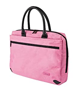 Trust Ladies Laptop Bag Case fits 15.4-inch - Pink