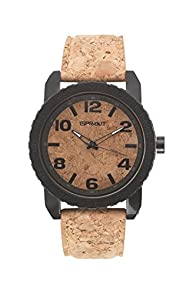 Mn Sprout Cork and Corn Resin Eco-friendly Watch