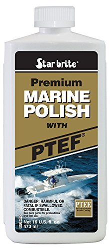 Star brite Premium Marine Polish with PTEF 16 oz (5 Star Car Wax compare prices)