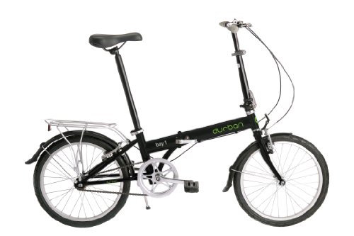 Bay 1 Folding Bike - Smoky Black