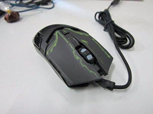 1ab378205fd Buy Dragon War ELE-G10 Aries Blue Sensor Gaming Mouse with Macro Function  on Amazon   PaisaWapas.com
