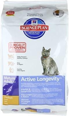 Hill's Feline Mature Adult Senior 7 + Chicken Dry Mix