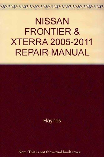 nissan-frontier-xterra-2005-2011-repair-manual