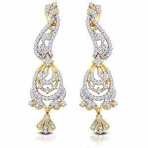Asmi Diamond Earring ADE00592