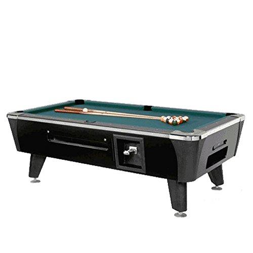 Dynamo Black Sedona Coin Operated 6 1/2' Pool Table (Dynamo Coin Operated Pool Table compare prices)