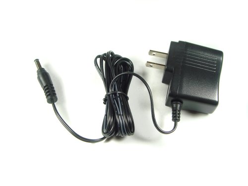 3 Volt 1.5 Amp Power Adapter, Ac To Dc, 2.1Mm X 5.5Mm Plug, Regulated Ul 3V 1.5A Power Supply Wall Plug