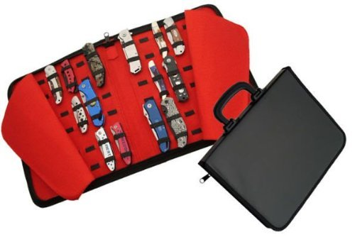Brief Case Style 42 Knife Case
