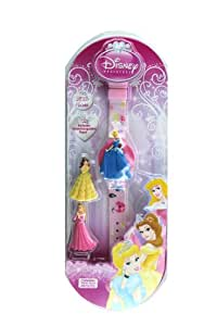 Disney Princess LCD Watch & Mix n' Match Slide-Ons