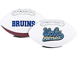NCAA UCLA Bruins K2 Signature Series Team Footballs, Full Size by Rawlings