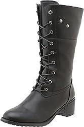 Rsvp Women's Berlin Boot, Black