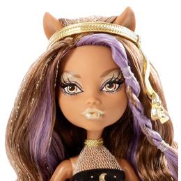 Clawdeen Wolf Doll