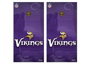 NFL Minnesota Vikings Cornhole Shield by Wild Sports