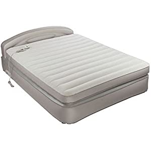 "Amazon AeroBed fort Anywhere 18"" Air Mattress with"