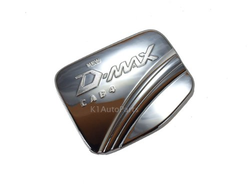 Gas Tank Cover Fuel Cap Door Cover 4 Door (Cab) Isuzu D-Max Dmax 2002-2011
