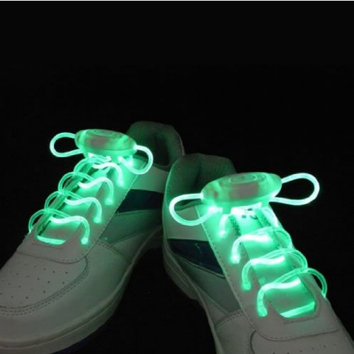 Joinnew@ New Led Light Up Disco Shoe Shoelaces Shoestring Flash Glow Stick 5 Colors Available