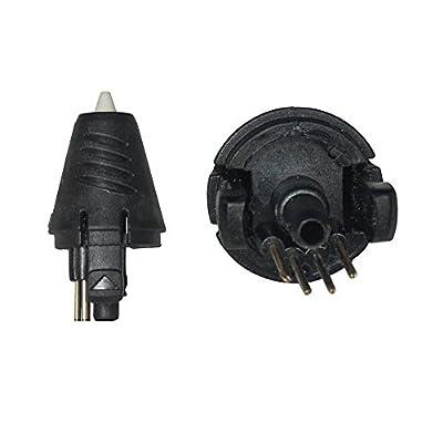 NETS 3D printing pen nozzle universal replacement ceramics nozzle part 0.7mm