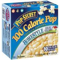 Pop Secret 100 Calorie Homestyle, 10 Ct