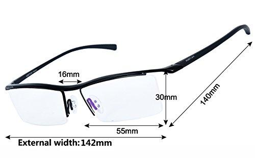 clear eyeglass frames  prescription-ready eyeglass