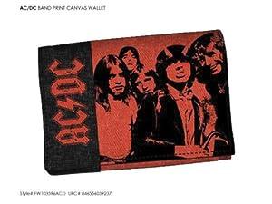 ACDC - High Way To Hell Canvas Geldbörse