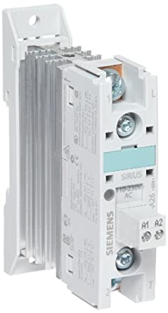 Siemens 3rn1011 1bm00 thermistor motor protection relay for Thermistor motor protection relay