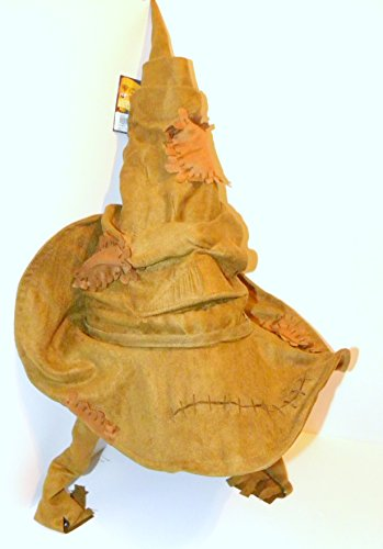 Universal Studios Wizarding World of Harry Potter Park Sorting Hat Costume Puppet