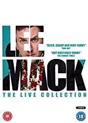 Lee Mack: The Live Collection [DVD] [2015]