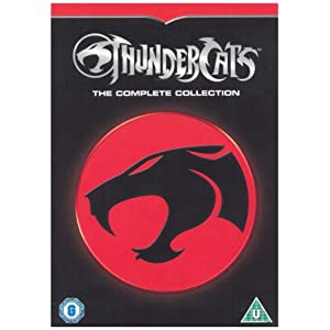 Thundercats Complete on Thundercats  The Complete Collection  Dvd   Amazon Co Uk  Thundercats