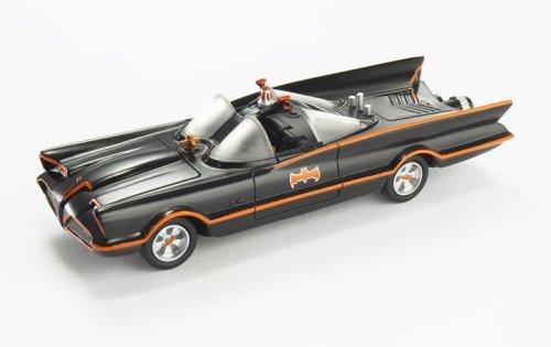 Mattel Hot Wheels 1:50 1966 TV Series Batmobile