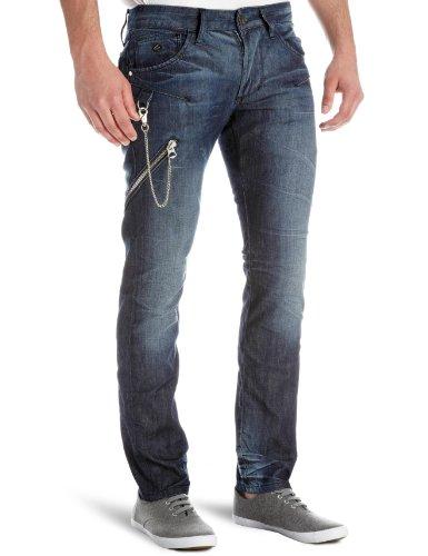 Energie Catch 32 Blue Slim Men's Jeans Blue Denim 38W x 32L