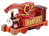 TRACKMASTER HARVEY PUSH-ALONG TRAIN, FRIEND OF THOMAS THE TANK ENGINE