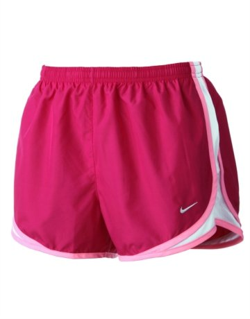 Womens Tempo Running Short - Sport Fuchsia