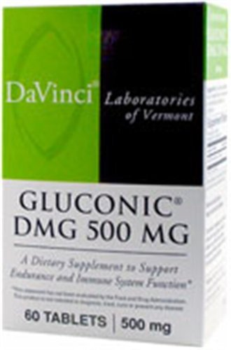Gluconic Dmg 500 Mg 60 Chewable Tablets